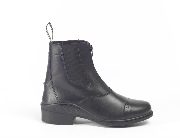 """401"" Tivoli Jodhpur Boot Black"