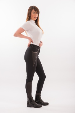 Equine-by-Design Ladies Woven Full Seat Breech